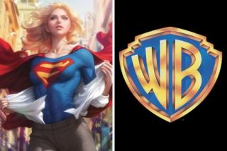 Warner Bros. подумывают о сольной картине о Супергерл