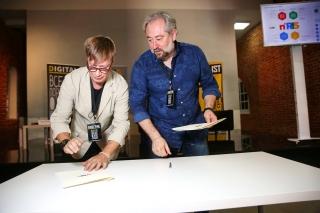 Ассоциация производителей веб-сериалов и НРИС подписали договор о сотрудничестве