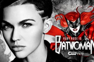 Руби Роуз исполнит роль Бэтвумен в сериальной вселенной от CW