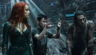 Джеймс Ван обещает, что в «Аквамене» не будет камео из «Лиги справедливости»