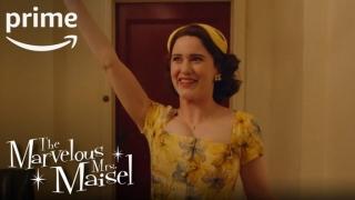 В сети появился первый тизер второго сезона «Удивительной миссис Мейзел»