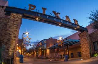 Экспедиция на студию Pixar
